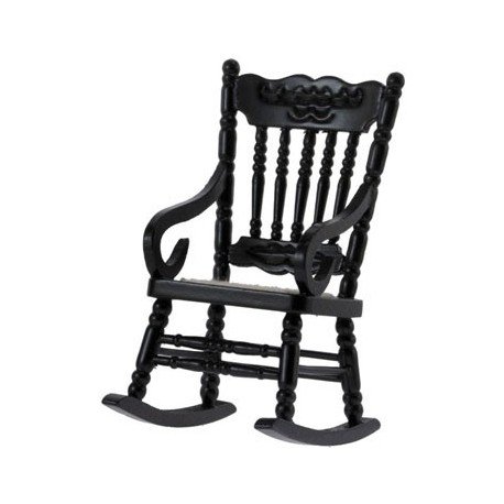 Gloucester Rocking Chair, Black