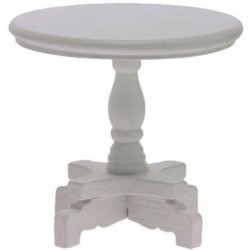 End Table, White
