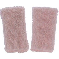 Pink Towel Set, 2pc