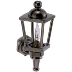 Carriage Lamp, Pewter