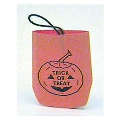 Trick Or Treat Bag Empty