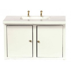 Kitchen Sink/White/Large