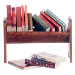 Book Rack W/Books