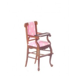 Windsor High Chair, Walnut