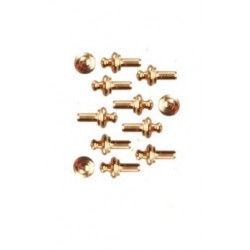 Drawer Knobs/Brass/12