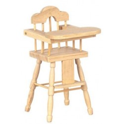 Highchair, Unfinished
