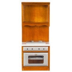 Oven Without Microwave, Walnut