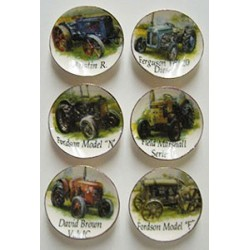 6 Tractor Plates