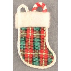 SSN: PLAID STOCKING