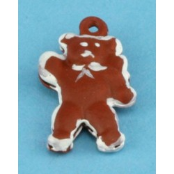 GINGERBREAD BEAR ORNAMENT
