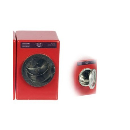 Red Clothes Dryer