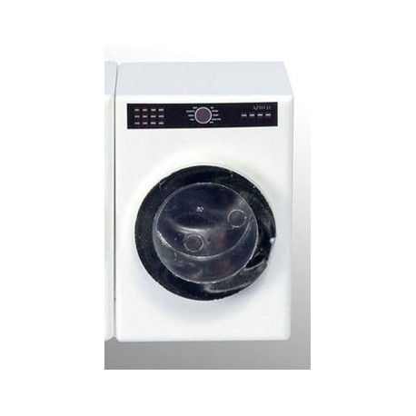 White Front Load Dryer