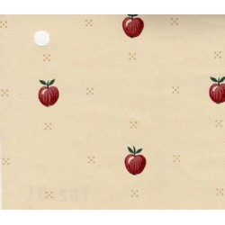 3 pack Prepasted Wallpaper: Red Apples