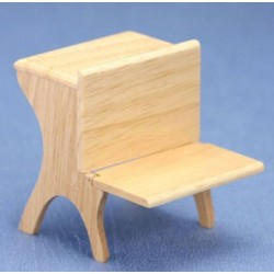 Oak School Desk