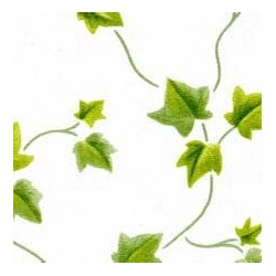 3 pack Prepasted Wallpaper: Muted Green Ivy