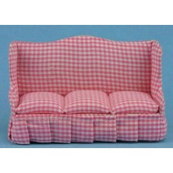 Pink Country Charm Sofa