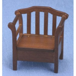 Walnut Garden Chair