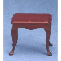 &AZT3445: SIDE TABLE, MAHOGANY