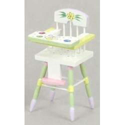 Multicolor Baby High Chair