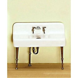 Porcelain Kitchen Sink Kit