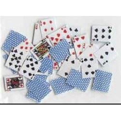 Playing Cards  Black Backs