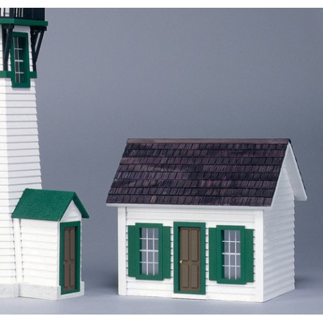 Finished 1/2 Scale Keeper's House