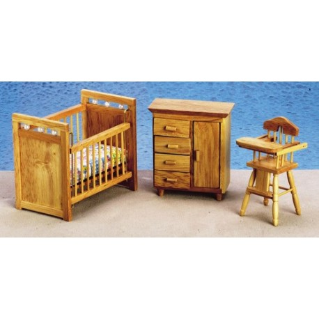 Nursery Set/3/oak/cs