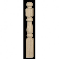 Turned Newel Post/6pcs