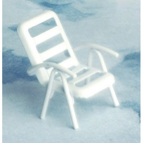 Lawn Chair Dollhouse Outdoor Chairs Superior Dollhouse Miniatures