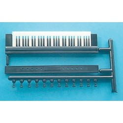 61 KEY ORGAN KEYBOARD W/PULLS