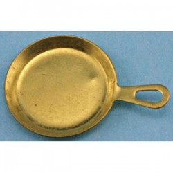 Gold Frying Pan