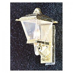 &CK4154: Coach Lamp, Gold