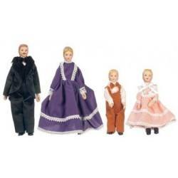 Porcelain Doll Family/4
