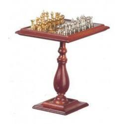Metal Chess Table, Magnet