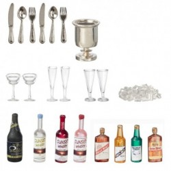 22 pc Bar Accessories Set