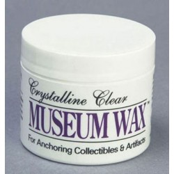 Clear Museum Wax, 2 Oz