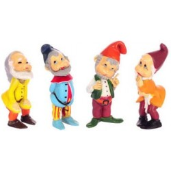 GNOMES, 3IN, ASSORTED