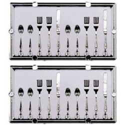 Table Setting Silverware 20pc