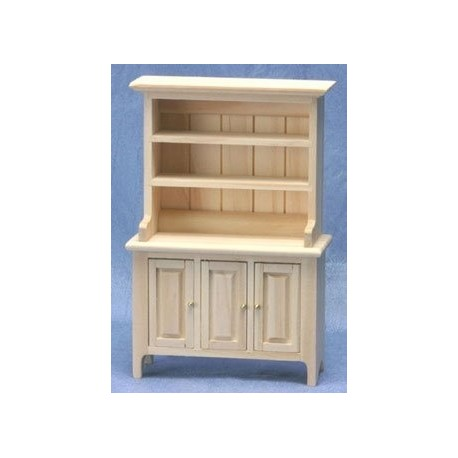 CLA08631 Classics Welsh Cabinet, Unfinished