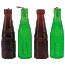 Junk Food-Bottles pack of 4