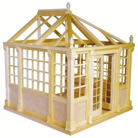 Unfinished Conservatory Kit