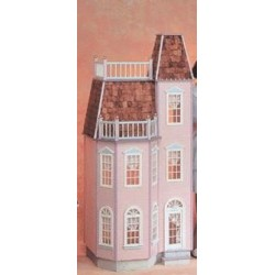 Playscale® Victorian Town House Dollhouse Kit