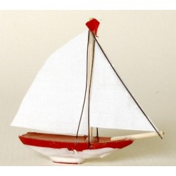 SAIL BOAT 1-5/8IN HEIGHT