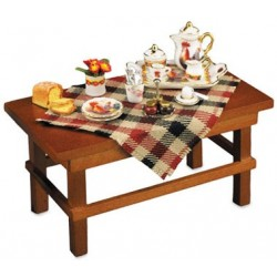 Country Breakfast Table