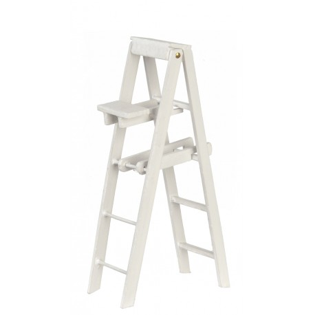 White Step Ladder, 5 In