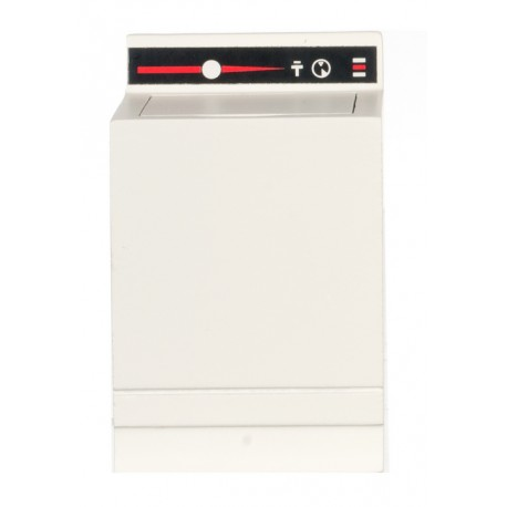 Washing Machine, White/Cb