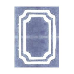 REV. DECORATOR RUG, WEDGEWOOD
