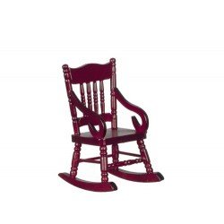 Rocking Chair Mahogany