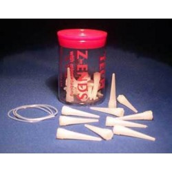 PT-18: Z-ENDS FOR ZAP BOTTLES, 10/PK
