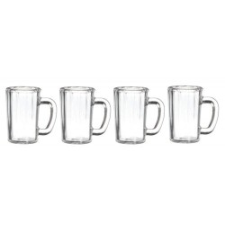 Beer Mugs/clear/500